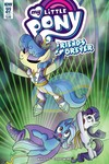 My Little Pony Friends Forever #37 (Subscription Variant)
