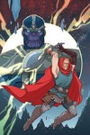 Unworthy Thor #4 (of 5) (Sauvage Variant Cover Edition)