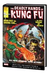 Deadly Hands of Kung Fu Omnibus HC 02 (Norem Diract Market Variant Edition)