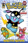 Buzzboy Go Digital Monster Mayhem #1 (Catch Em All Cover)