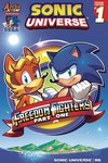 Sonic Universe #95 (Cover A - Regular Jamal Peppers)