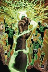 Planet of the Apes Green Lantern #1