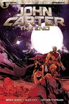 John Carter The End #1 (Cover A - Brown)