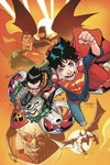 DF Super Sons #1 Ultra Ltd Gold Tomasi Sgn