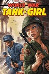 Tank Girl World War Tank Girl #1 (of 4) (Cover E - Wahl)