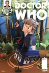 Doctor Who 12th Year 3 #2 (Cover C - Papercraft)