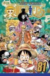One Piece GN Vol. 81