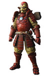 Manga Realization Meisho Samurai Iron Man Mark 3 Action Figure