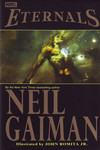 Eternals By Neil Gaiman HC Variant Cover Edition - nick & dent