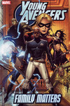 Young Avengers TPB Vol 2 - Family Matters - nick & dent