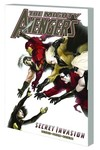 Mighty Avengers TPB Vol. 4 Secret Invasion Book 2 - nick & dent