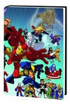 Marvel Super Hero Squad: Infinity Sword Quest HC - nick & dent