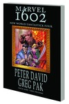 Marvel 1602: New World Fantastick Four TPB