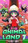 Animal Land GN Vol. 7 - nick & dent
