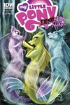 My Little Pony Fiendship Is Magic #3 Sirens