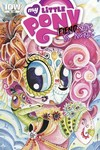 My Little Pony Fiendship Is Magic #3 Sirens (Subscription Variant)