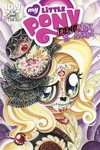 My Little Pony Fiendship Is Magic #5 Queen Chrysalis (Subscription Variant)