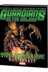 Guardians of the Galaxy Rocket Raccoon And Groot Steal Galaxy Prose Novel Market TPB