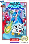 Mega Man #48 (Doc Is In Variant Cover)