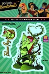 DC Bombshells Poison Ivy Previews Exclusive Vinyl Decal