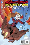 Harley Quinn & Suicide Squad April Fools Special #1 (Galloway Variant Cover Edition)