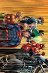 Justice League #50 (Romita Variant Cover Edition)