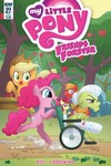 My Little Pony Friends Forever #27 (Subscription Variant)