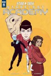 Star Trek Starfleet Academy #5 (of 5) (Retailer 10 Copy Incentive Variant Cover Edition)