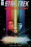 Star Trek Manifest Destiny #1 (of 4) (Subscription Variant)