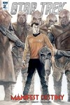 Star Trek Manifest Destiny #2 (of 4) (Retailer 10 Copy Incentive Variant Cover Edition)