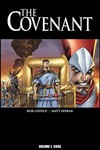 Covenant TPB Vol. 01 Siege