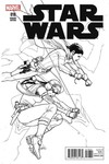 Star Wars #18 (Yu Sketch Variant Cover Edition)