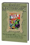 Marvel Masterworks Incredible Hulk HC 10 Dm Variant Ed 235