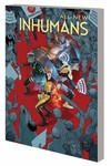 All New Inhumans TPB Vol. 01 Global Outreach