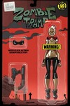 Zombie Tramp Ongoing #22 (Cover D - Action Figure Risque)