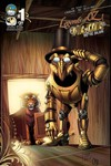 Legends Of Oz Tik Tok And Kalidah #1 (of 3) (Cover A)