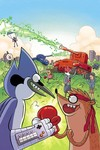Regular Show Original GN Vol. 03 Clash Of Consoles