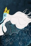 Adventure Time Ice King #4 (Subscription Luna Variant)