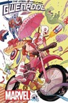 DF Gwenpool #1 Ultra Ltd Ed Pink Hastings Sgn