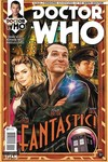 Doctor Who 9th #1 (Cover C - Melo) (2016)