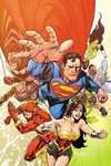 Justice League #18 (Paquette Variant Cover Edition)