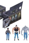 Batman Animated Gothem City Police Department Rogues Gallery Action Figure 5 Pack
