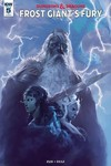 Dungeons & Dragons Frost Giants Fury #5 (Retailer 10 Copy Incentive Variant Cover Edition)