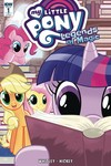 My Little Pony Legends Of Magic #1 (Retailer 10 Copy Incentive Variant Cover Edition)