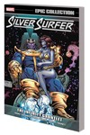 Silver Surfer Epic Collection Infinity Gauntlet TPB