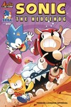Sonic The Hedgehog #294 (Cover A - Tyson Hesse)