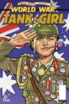 Tank Girl World War Tank Girl #3 (of 4) (Cover B - Wyall)