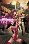 Grimm Fairy Tales #5 (Cover A - Chen)