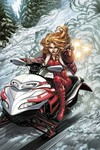 Grimm Fairy Tales Red Agent Human Order #6 (Cover A - Silva)
