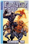 Fantastic Four TPB (Digest): Clobberin' Time - nick & dent